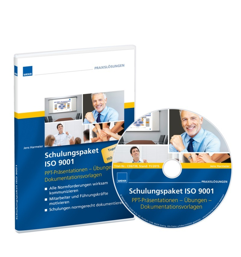 Schulungspaket ISO 9001:2015 - Software