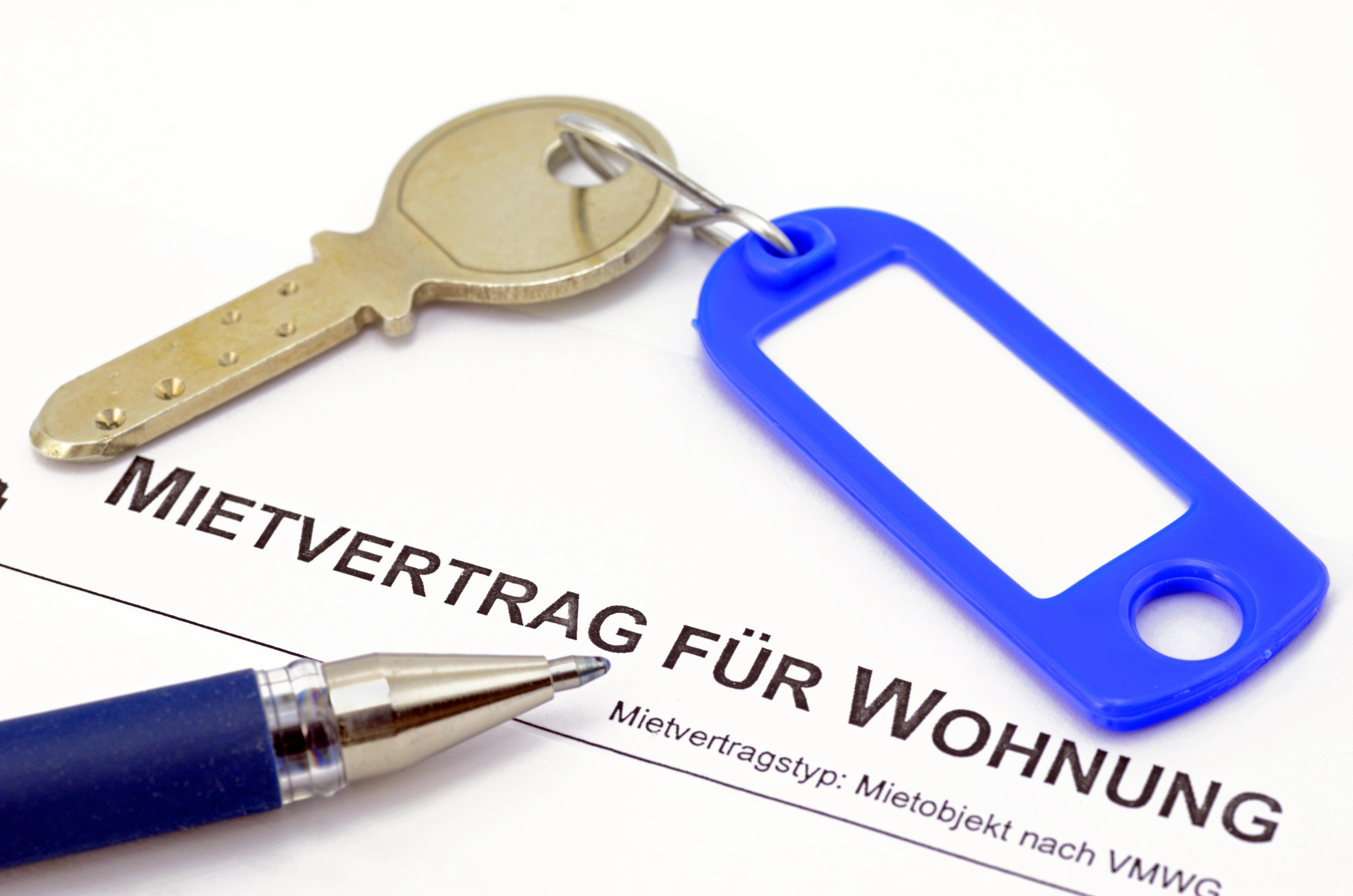 Mietvertragsgebühr Für Wohnungen Entfällt Wohnrecht Online